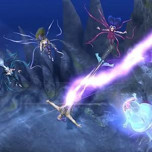 Трикс Тайна морской бездны