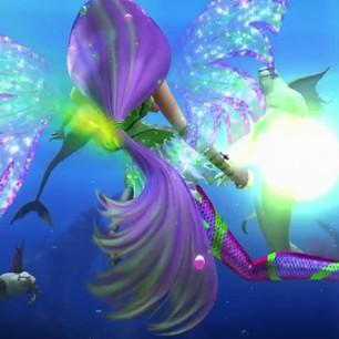 Флора Тайна морской бездны